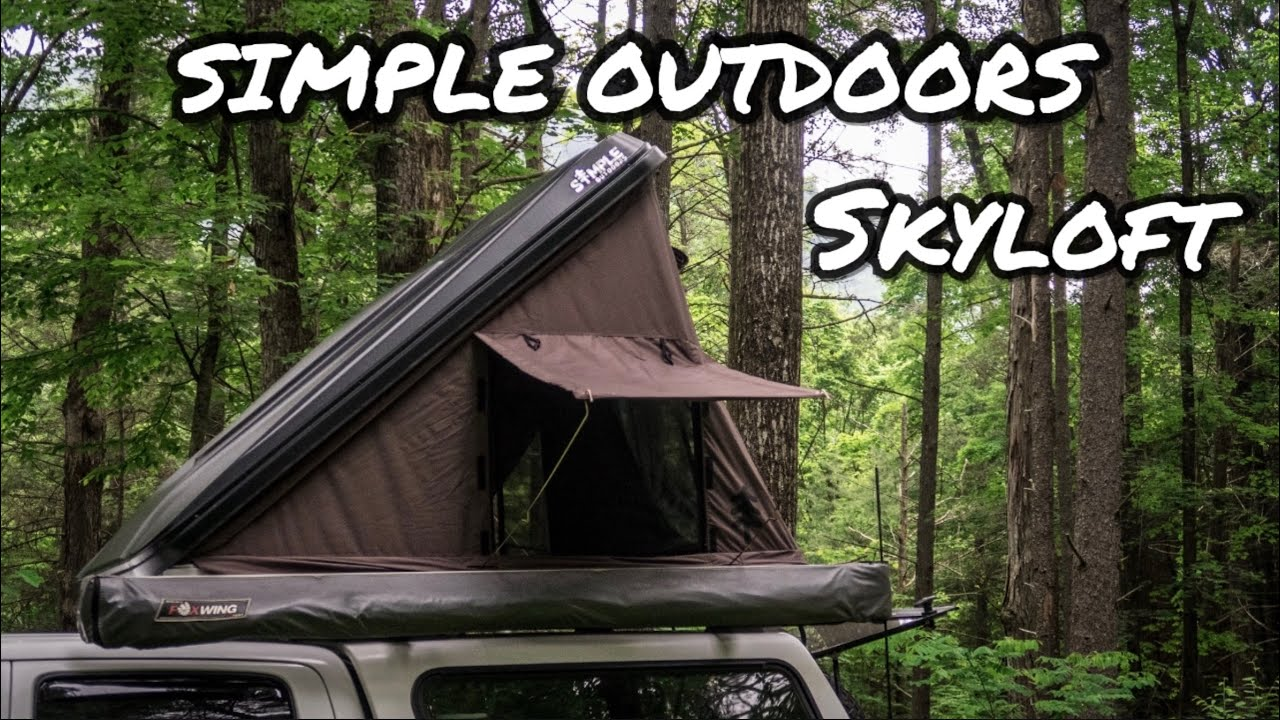 Simple Outdoors Skyloft Youtube