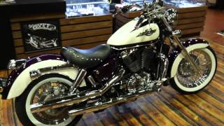 Honda Shadow VT 1100(, 2016-02-12T14:08:10.000Z)