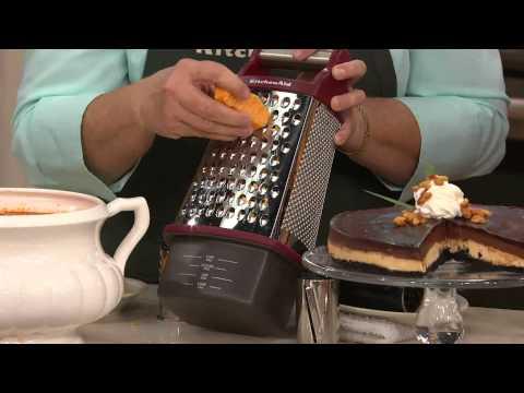 KitchenAid Gourmet Box & Multi-Barrel Rotary Grater Set with Pat James-Dementri