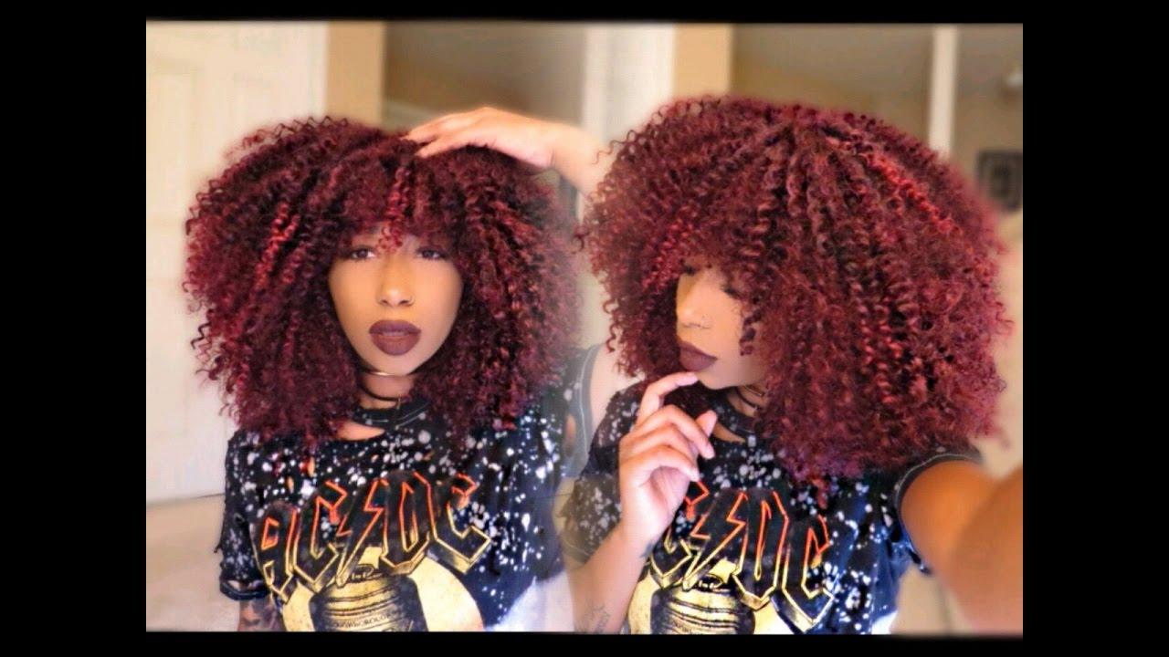 BIG VOLMINOUS Crochet Hair MOTOWN TRESS New Angels 3X