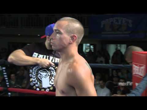 Saturday Night Fights 10 Regina SK Conexus Arts Centre Sam King Miles Anstead Paul Grebinski