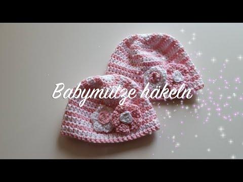 Babymütze Häkeln Für Anfänger - MyBoshi Baby Mütze Iwaki Häkeln - Häkelmädel