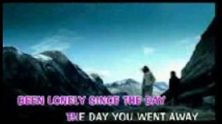The day you went away  M2M