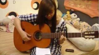 Mưa guitar cover by Mốc