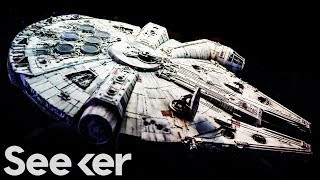 Could the Millennium Falcon Actually Go Faster Than the Speed of Light?