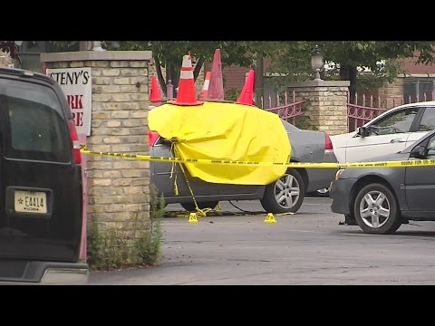 Robbery suspect shot by victim in Milwaukee