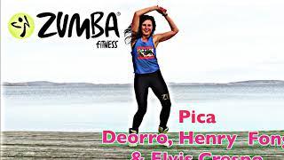 Pica Deorro (feat Henry Fong &amp Elvis Crespo Zumba Choreo by Inka Brammer