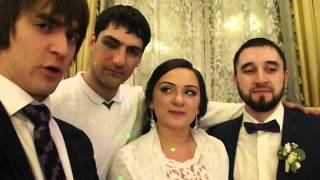 Отзывы после свадьбы 18 марта  2016 Тамада Омск