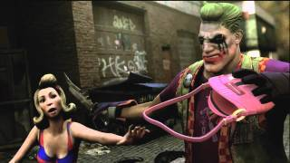 BATMAN: GOTHAM CITY IMPOSTORS Intro/Opening 720p HD