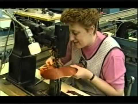 Barker - how traditional english shoes are hand-made