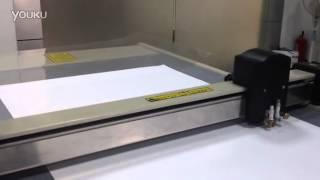 Aokecut@163.com Cardboard Box Cutter Sample Maker Machine