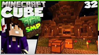 Minecraft: The Cube SMP! Episode 32 - First ABBA!