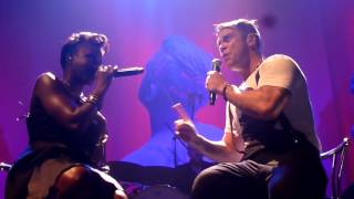 Robbie Williams - Losers LIVE (new song) @ Leeds 02 Academy