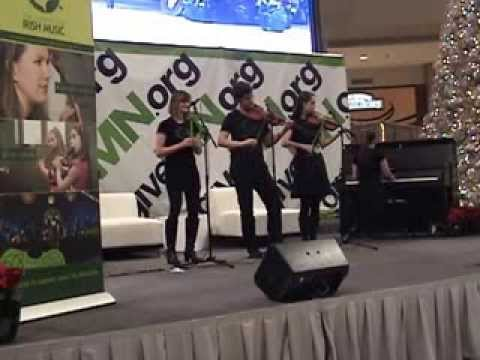Center for Irish Music performs at Give to the Max Day 2013