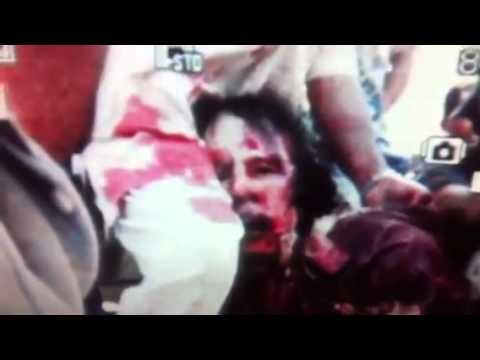 Gaddafi assassinated after capture = dead [catchvideo.net].flv