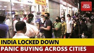 Coronavirus Crisis: India Completely Lockdown For 21 Days; Govt Advises Not To Panic Buy