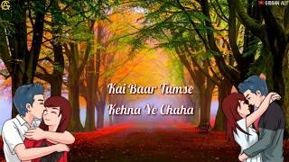Gambar cover Jab Dekhoge Dil Me Gour Se    Samjho Na (Cover)    Sad Song Status