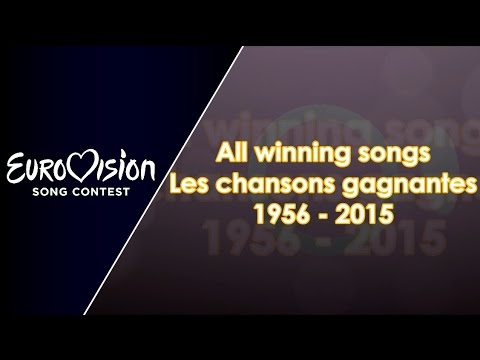 Eurovision Song Contest : All winners 1956-2015