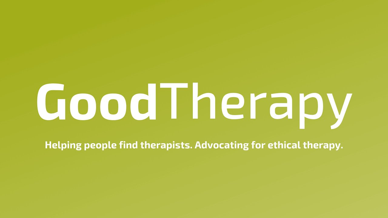 Goodtherapy org