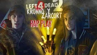 LEFT 4 DEAD 2 RAP - ZARCORT & KRONNO ZOMBER (Videoclip Oficial)
