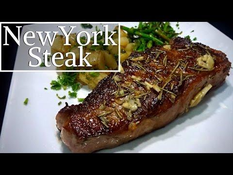 Corte de Carne en Sartén | New York Steak | La Capital