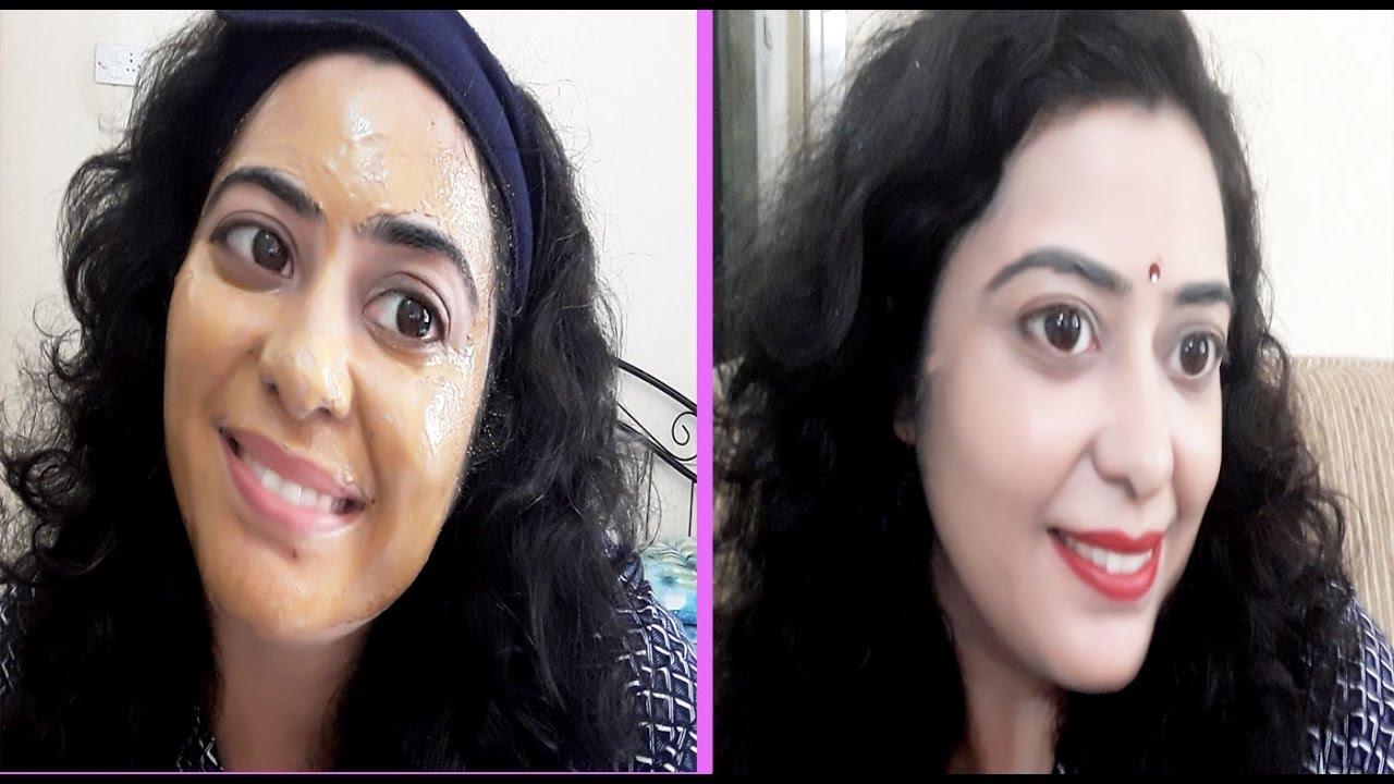 चेहरे को चाँद की तरह चमकाए सिर्फ़ 8 रुपये मेंGlowing SkinBeauty Tips for  Men/WomenPooja Luthra