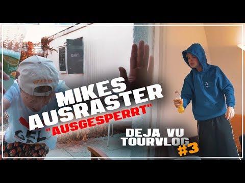 "TOURVLOG #3 ✖️ MIKES AUSRASTER ""AUSGESPERRT"" ✖️ BREMEN, HANNOVER, BERLIN"