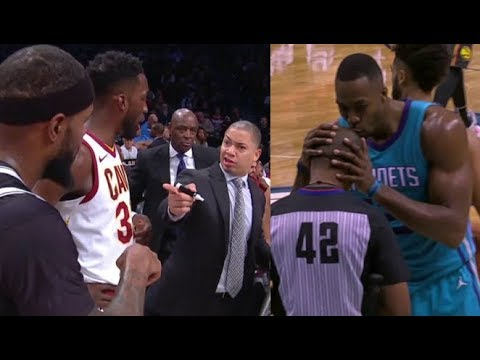 Funniest NBA Bloopers of 2017/2018!