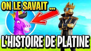 FORTNITE'S HISTORY OF THE SAISON 10!