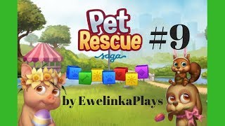Pet Rescue Saga #9 Level 45-49 (King) Gameplay