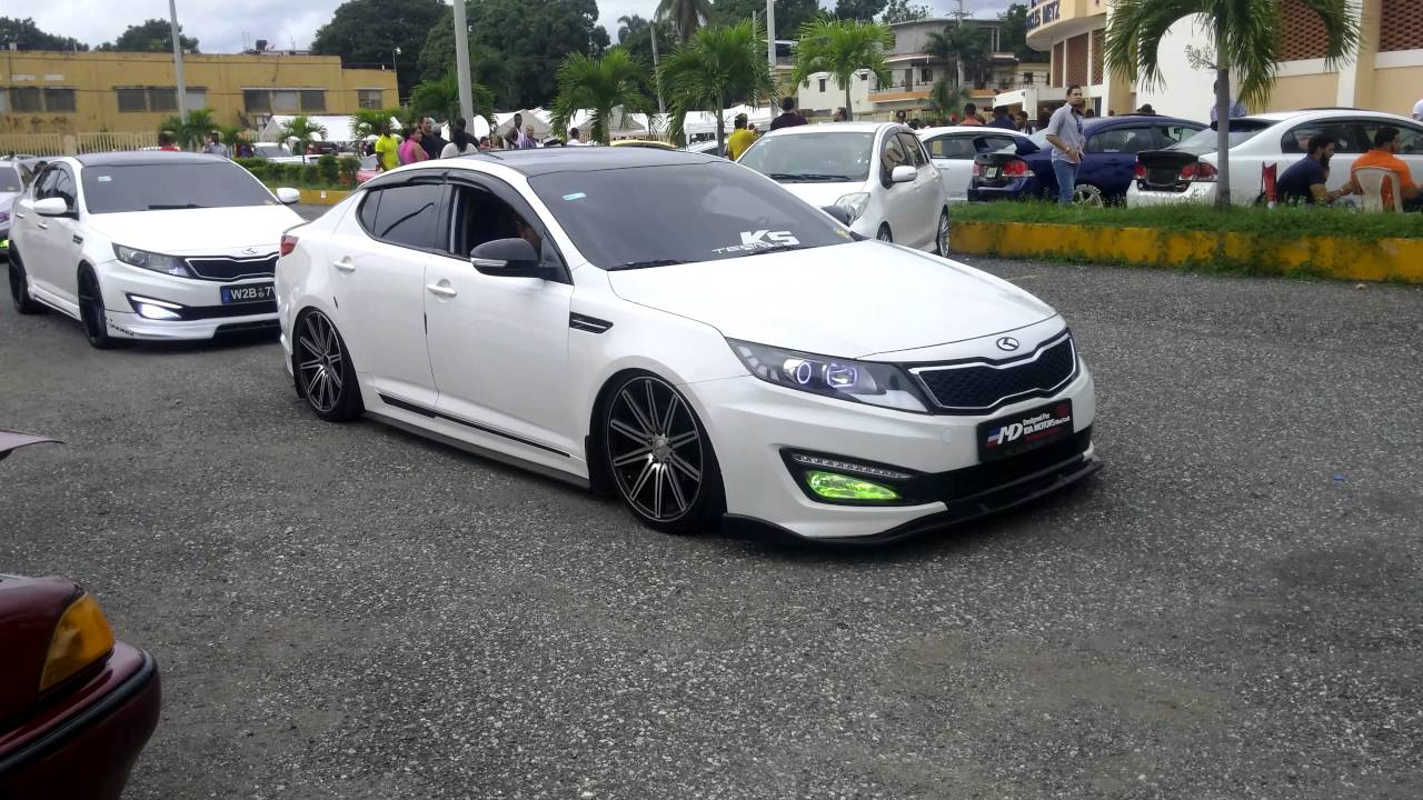 San cristbal meet kia k5 tuning youtube sciox Images