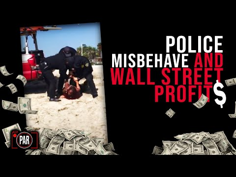 Wall Street Is Profiting From Police Brutality