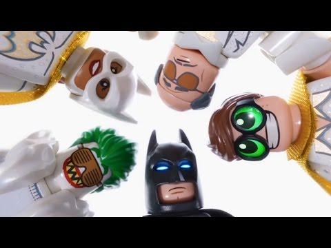 LEGO Batman: O Filme - Uma Família de Amigos