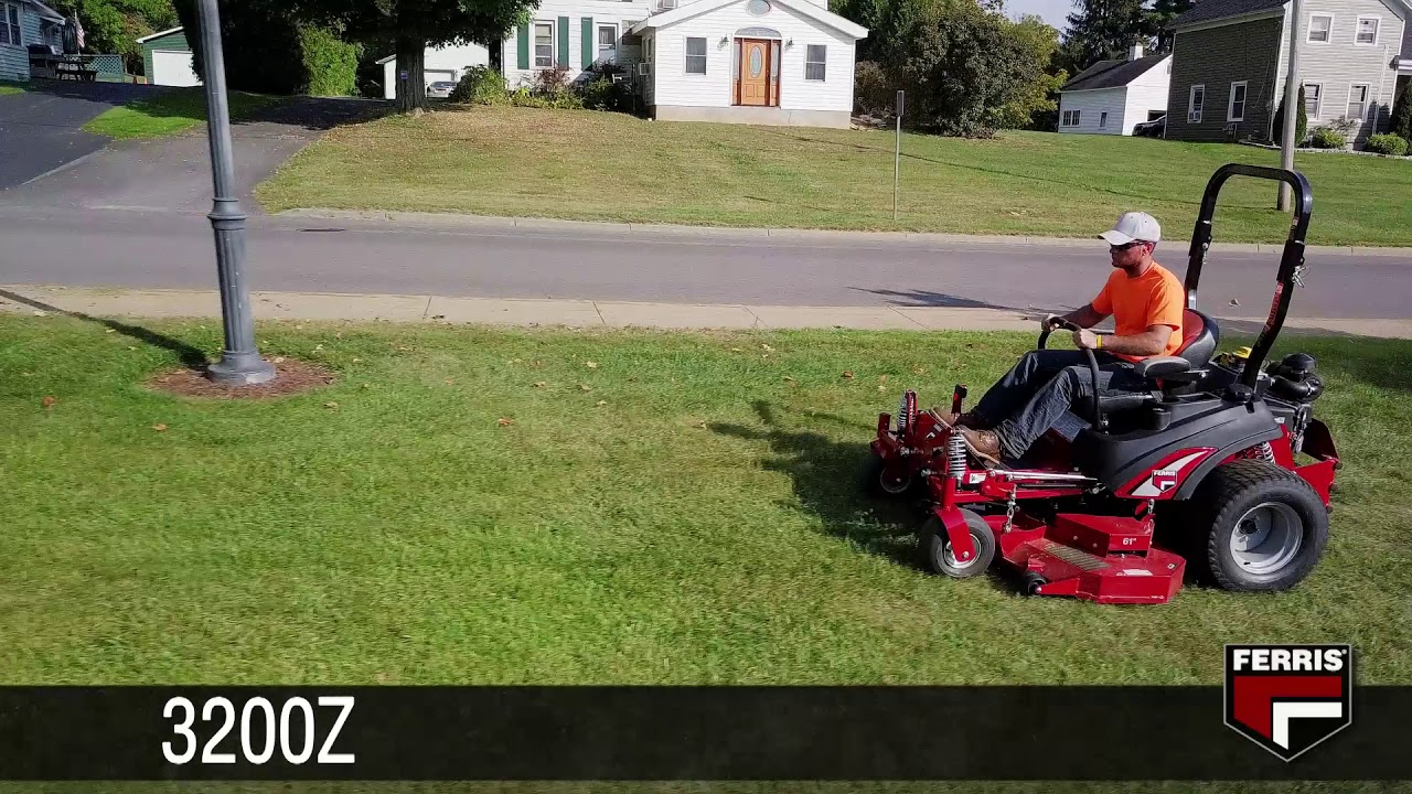 Ferris Zero Turn Commercial Mower 3200Z