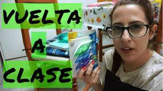 VUELTA A CLASE | VLOGS DIARIOS
