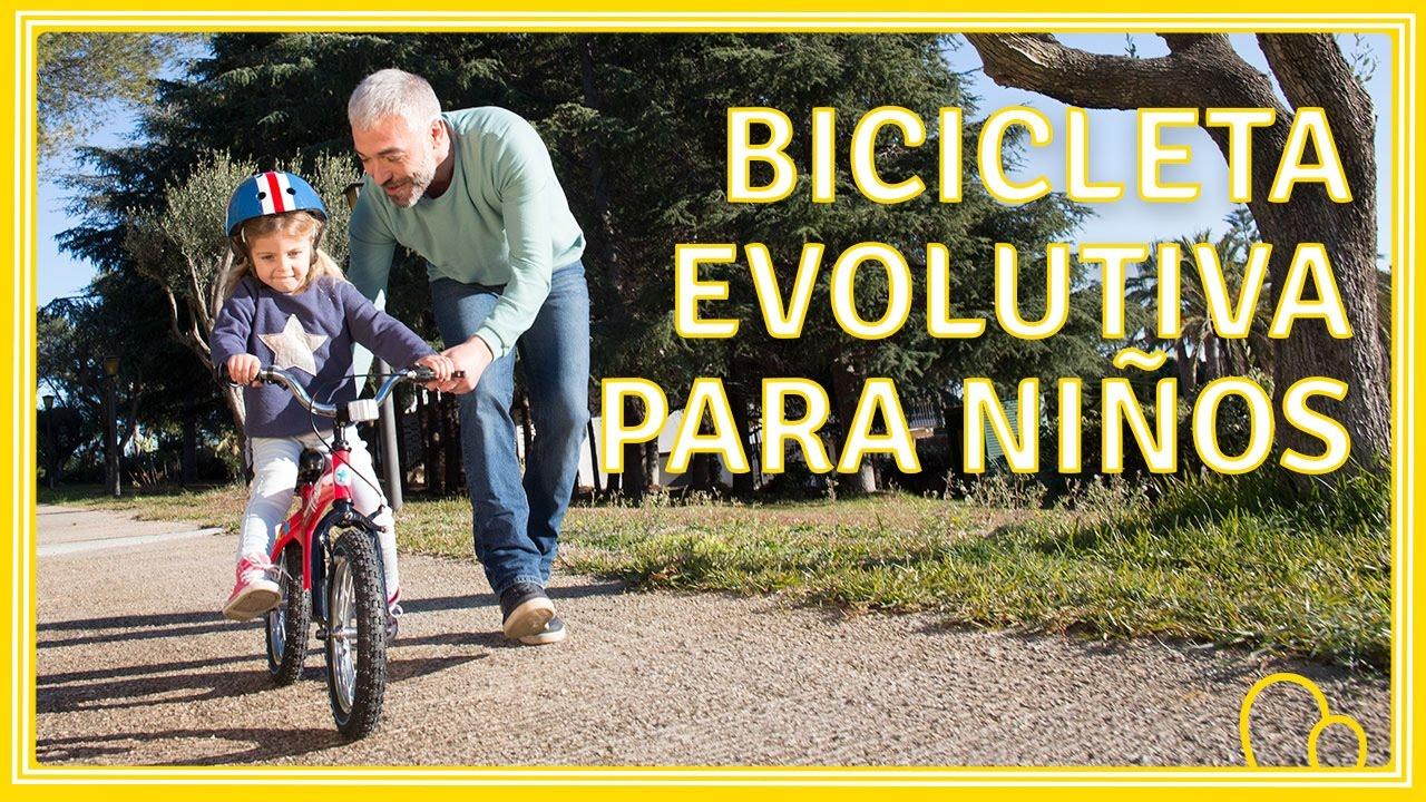 58926ec1169 Bicicleta roja evolutiva para niños 14 Bike In Progress
