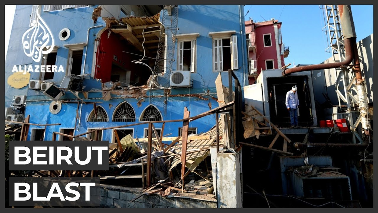 Beirut Digs for Survivors as Death Toll in Explosion Rises: Live ...