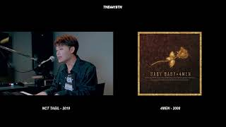 Download lagu Baby Baby - TAEIL & 4MEN (Side by Side)