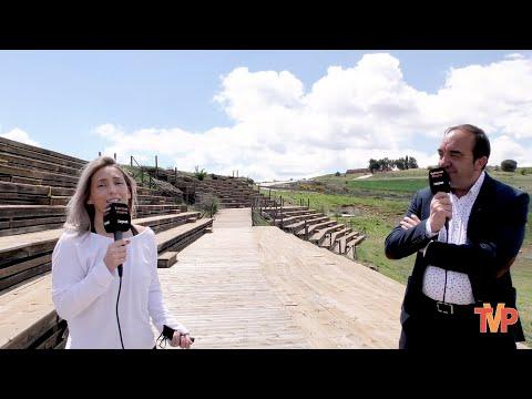 Entrevista a Cristina Ureta de 'Aventura Urbión' sobre la vía Ferrata de Duruelo de la Sierra