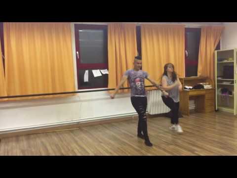 MisteurRéunionnais - Chorégraphie - Chris Brown-Fine By Me - #Laurie