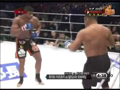 Alistair Overeem vs. Kazuyuki Fujita