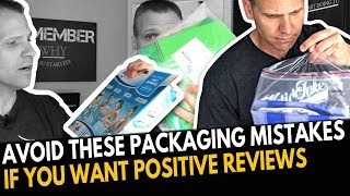 AVOID These Packaging MISTAKES When Selling on Amazon or Private Label Products