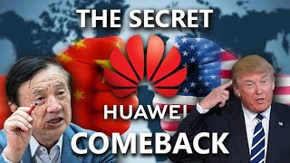 Download The SECRET HUAWEI Comeback Plan after TRUMPS BAN ! Mp3 and Videos