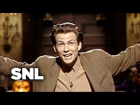 Christian Slater Monologue: An Important Point  Saturday Night Live