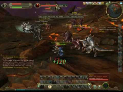To Face The Future Aion Level 50 Campaign Quest  Aion Gameplay  Cleric  Youtube