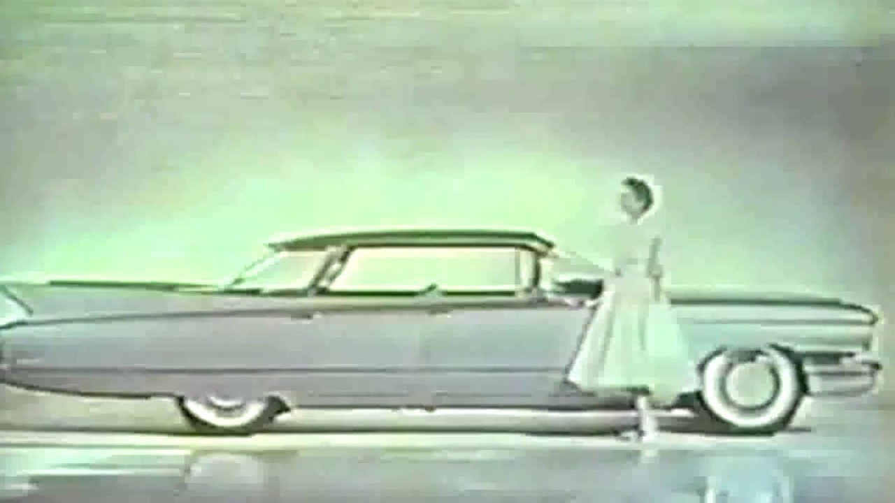 1960 Cadillac Commercial: Clic American Car for Rent in Los ...