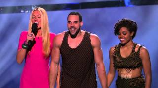 Jasmine & Aaron SYTYCD Season 10 Ep8 Bottom of the River