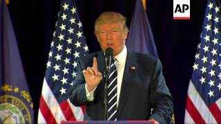 Trump: The System Might Not be Rigged After All