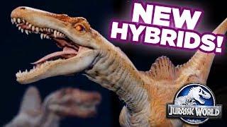 NEW HYBRIDS COMING SOON!!! -  Jurassic World Evolution Update
