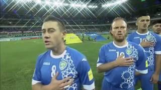 Узбекистан 1 0 Сирия  Отбор на ЧМ 2018 Азия 1 й тур Обзор матча